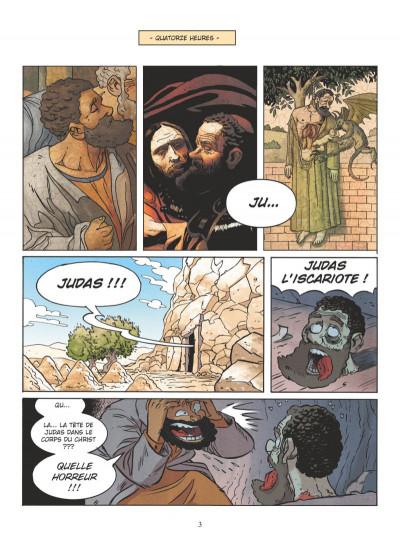 Page 1 Un jour sans Jésus tome 4