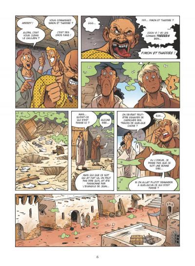 Page 4 Un jour sans Jésus tome 4