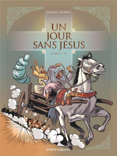 Couverture Un jour sans Jésus tome 5
