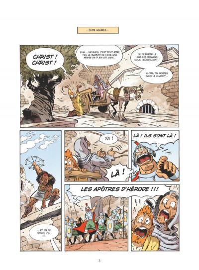 Page 1 Un jour sans Jésus tome 5