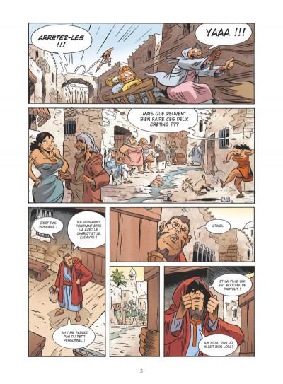 Page 3 Un jour sans Jésus tome 5