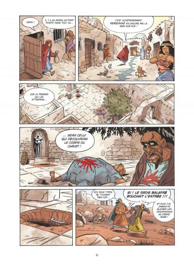 Page 4 Un jour sans Jésus tome 5