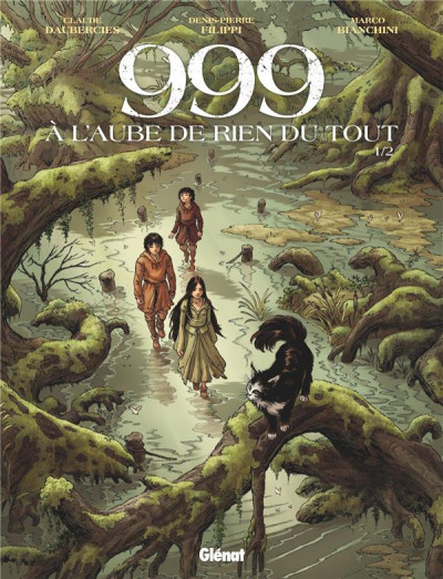 Couverture 999, à l'aube de rien du tout tome 1