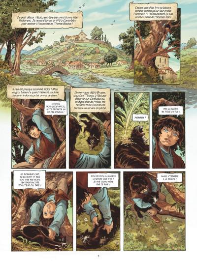 Page 1 999, à l'aube de rien du tout tome 1