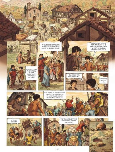 Page 0 999, à l'aube de rien du tout tome 1