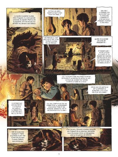 Page 3 999, à l'aube de rien du tout tome 1