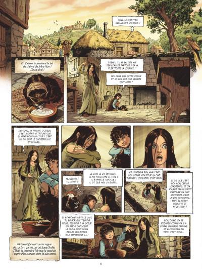Page 4 999, à l'aube de rien du tout tome 1