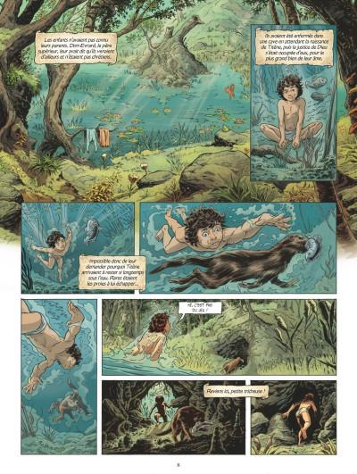 Page 6 999, à l'aube de rien du tout tome 1