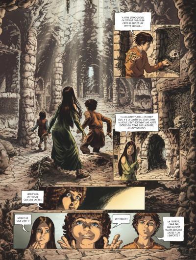 Page 8 999, à l'aube de rien du tout tome 1