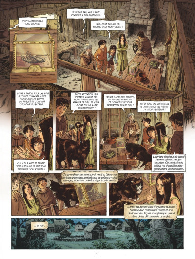 Page 9 999, à l'aube de rien du tout tome 1