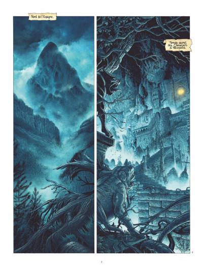 Page 1 Les chevaliers d'Héliopolis tome 1