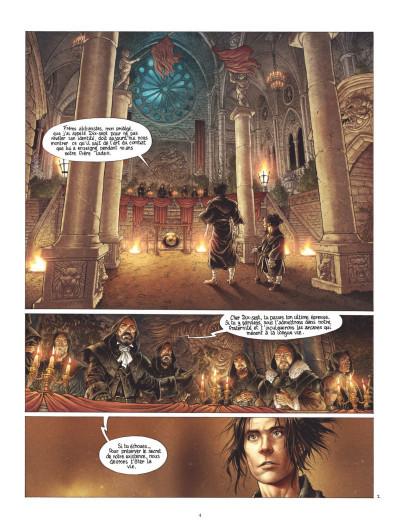Page 2 Les chevaliers d'Héliopolis tome 1