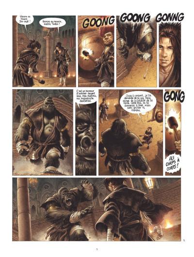 Page 3 Les chevaliers d'Héliopolis tome 1