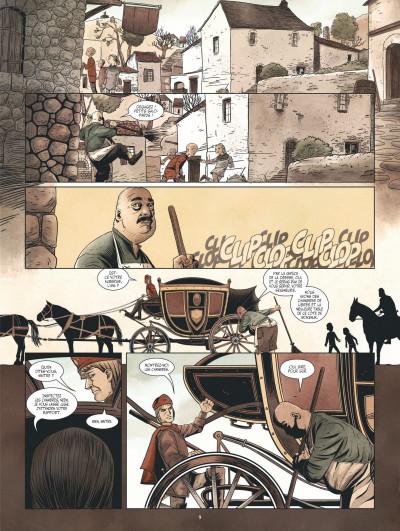 Page 1 Le haut palais tome 1