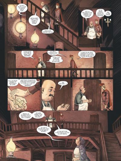 Page 2 Le haut palais tome 1