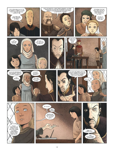 Page 5 Le haut palais tome 1