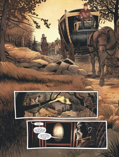 Page 8 Le haut palais tome 1