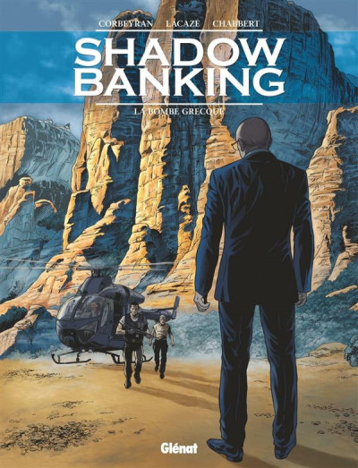 Couverture Shadow banking tome 3