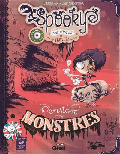 image de Spooky & les contes de travers tome 1 - Pension pour monstres