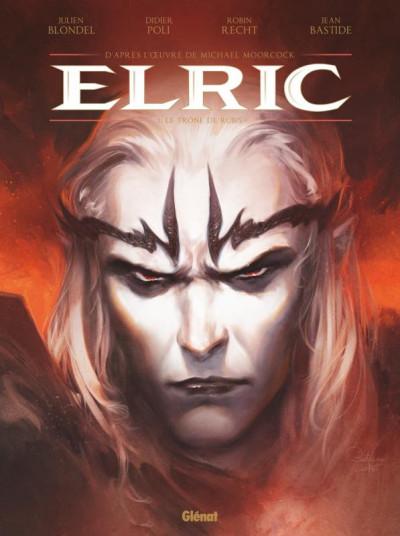 Couverture Elric tome 1 - édition spéciale