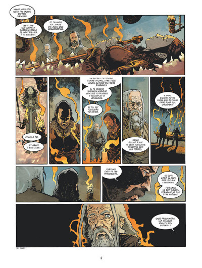 Page 5 Serpent Dieu tome 2