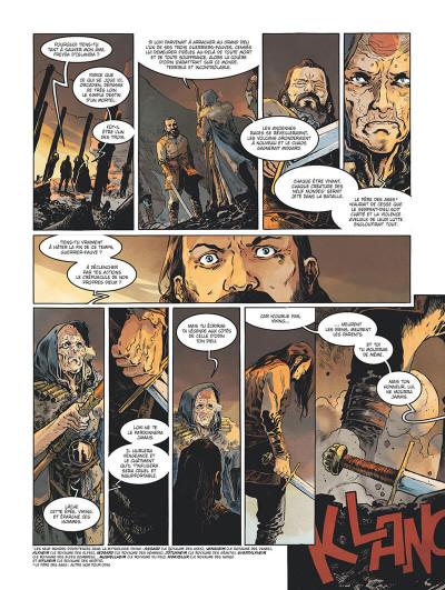 Page 8 Serpent Dieu tome 2