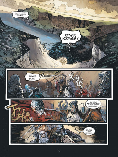 Page 3 Serpent dieu tome 3