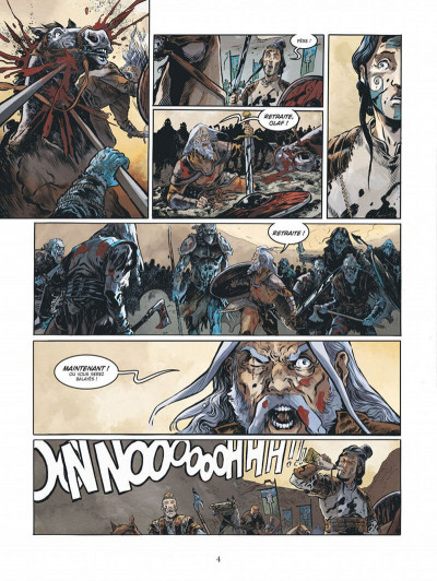 Page 4 Serpent dieu tome 3