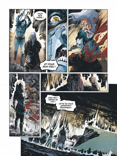 Page 7 Serpent dieu tome 3