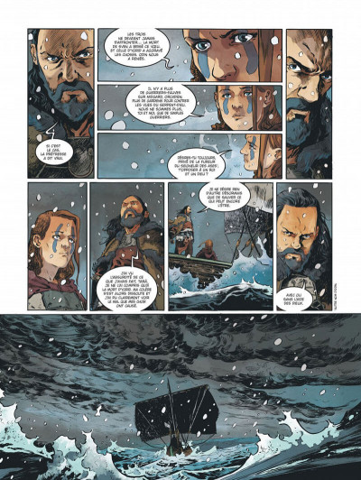 Page 9 Serpent dieu tome 3