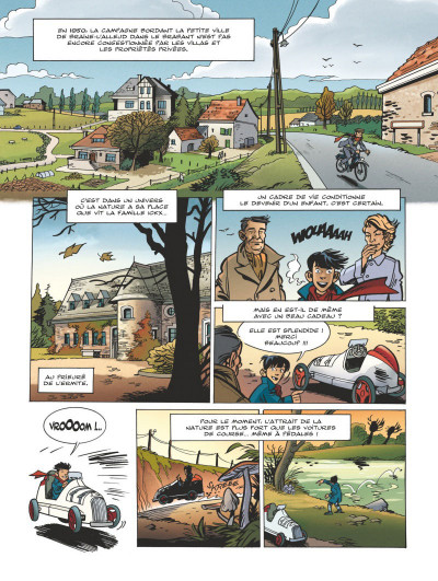 Page 1 Jacky Ickx tome 1