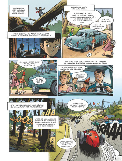 Page 2 Jacky Ickx tome 1