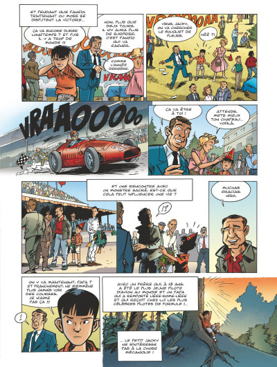 Page 3 Jacky Ickx tome 1