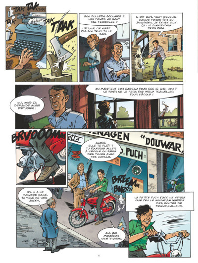 Page 4 Jacky Ickx tome 1
