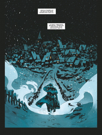 Page 1 L'homme invisible tome 1