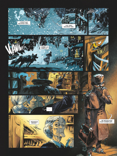 Page 2 L'homme invisible tome 1