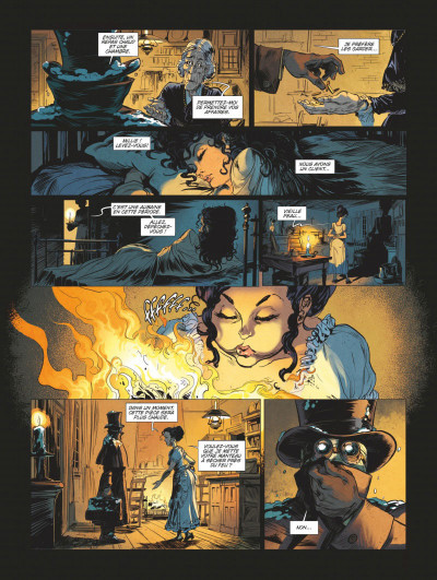 Page 3 L'homme invisible tome 1
