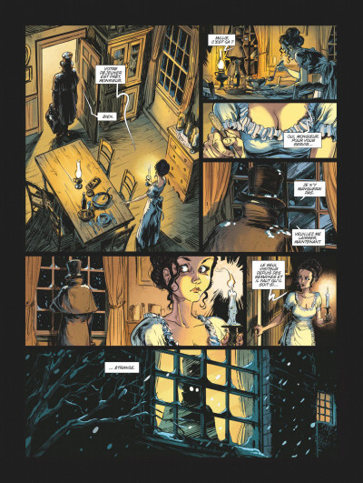 Page 4 L'homme invisible tome 1