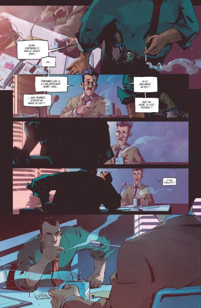 Page 4 Il faut flinguer Ramirez tome 1