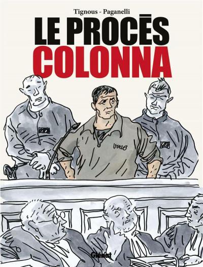 Couverture Le procès Colonna