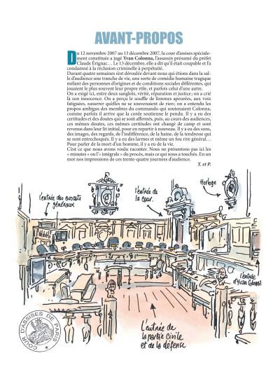 Page 1 Le procès Colonna