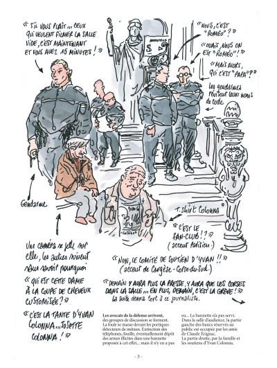 Page 3 Le procès Colonna