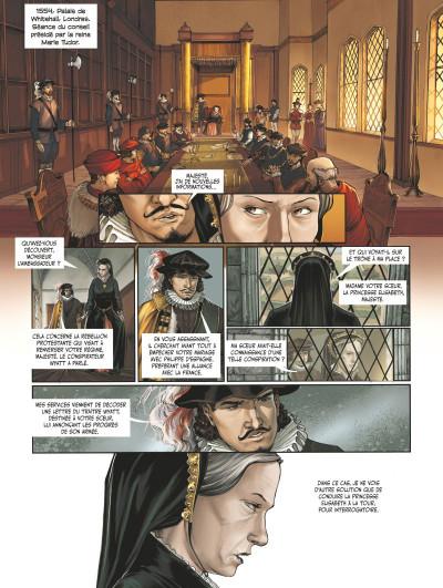 Page 1 Elisabeth Ire