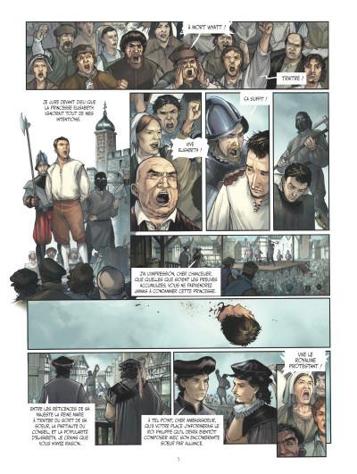 Page 3 Elisabeth Ire