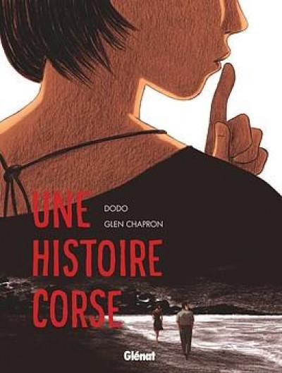 Couverture Une histoire Corse