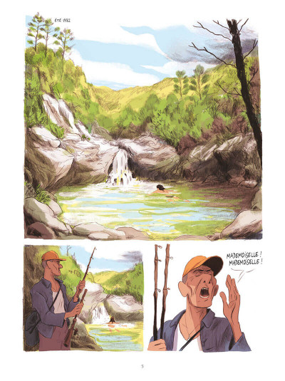 Page 6 Une histoire Corse