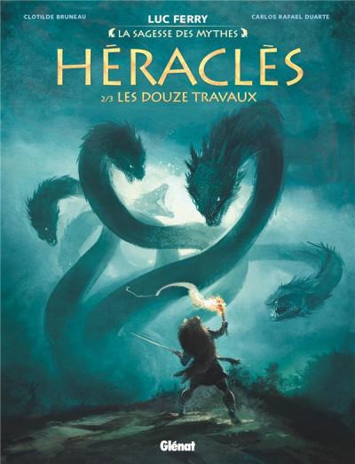 Couverture Héraclès tome 2
