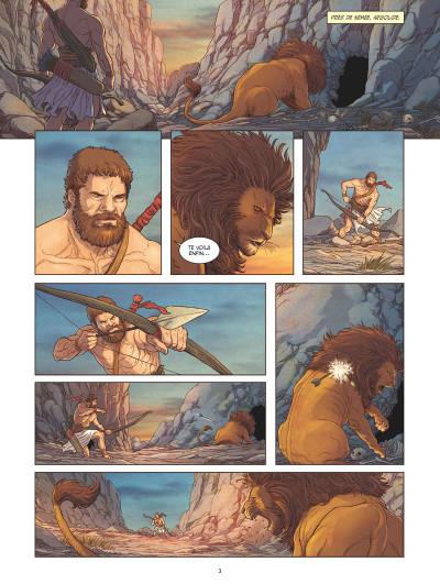 Page 2 Héraclès tome 2