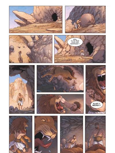 Page 4 Héraclès tome 2