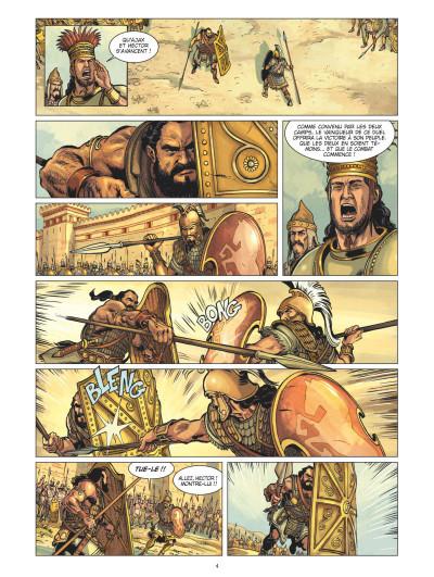 Page 2 L'iliade tome 2